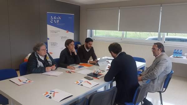 26M.- Moriyón Propone Impulsar La Marca 'Alimentos Del Paraíso' Si Tiene 'Responsabilidades De Gobierno'