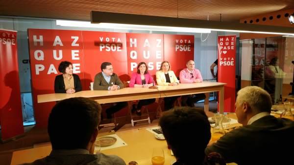 28A.- Marrodán Apuesta Por El Voto Socialista 'Ante El Riesgo Cierto Y Real Que Supone La Suma De Las Tres Derechas'