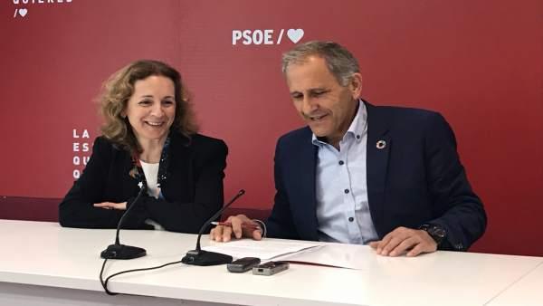 28A.- El PSOE De Cantabria Confía En Lograr Tres Diputados Para