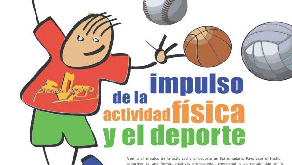 Cartel Premios Espiga del Deporte