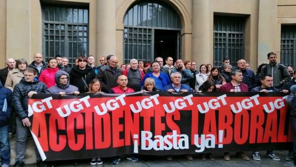 UGT reclama a los partidos medidas de prevención que 'alivien lo que está ocurriendo con la salud laboral'