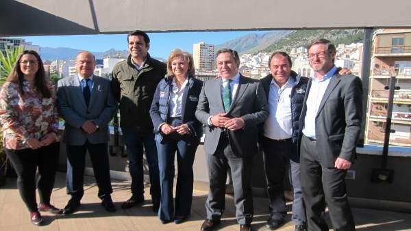 Jaén.- Requena (PP) aspira a 'como mínimo' consolidar los resultados de las últimas generales