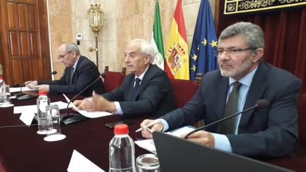 Almería.-28A.-Un total de 500.556 electores están llamados a las urnas el próximo domingo, 9.069 más respecto a 2016