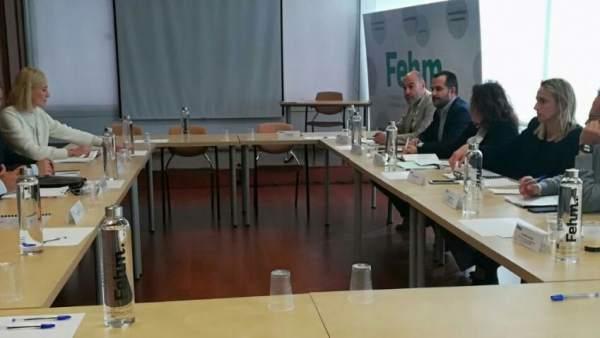 28A.- Mesquida Considera Que El Turismo Es El 'Auténtico Petróleo De España' Y Aboga Por 'Fomentar El De Calidad'