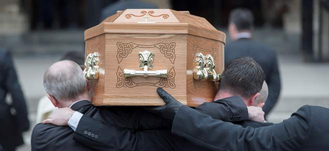 Funeral Lyra McKee
