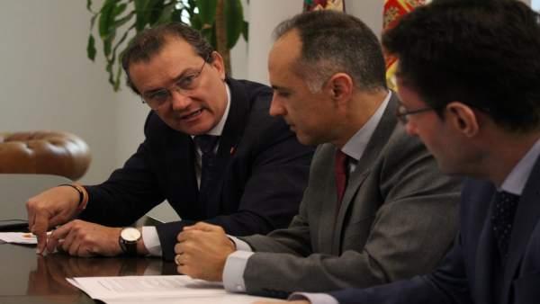 28A.- Ciudadanos Muestra En Cartagena Su Compromiso Por La Innovación Tecnológica, La Investigación Y La Formación