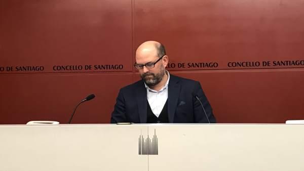Noriega destaca que el Ayuntamiento de Santiago actuó 'de forma seria y reglada' en el caso del policía local detenido