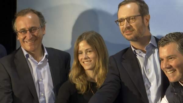 28A.- Maroto Pide El Voto Al PP Porque Todas Las Demás Siglas En Euskadi Llevan Reafirmar A Sánchez En La Moncloa