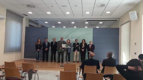 Granada.- La Junta pone en marcha un estudio de demanda para evaluar una futura ampliación del metro