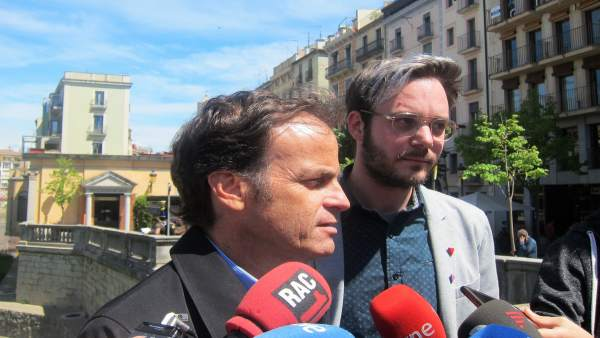 28A.- Asens Pide El Voto Progresista Y Catalanista Para 'Parar Los Pies' A Cs En Girona