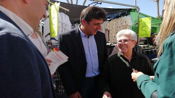 Huelva.- 28A.- Hermoso (Cs) espera 'un respaldo mayoritario' en las urnas y asegura que 'la hora de Huelva ha llegado'