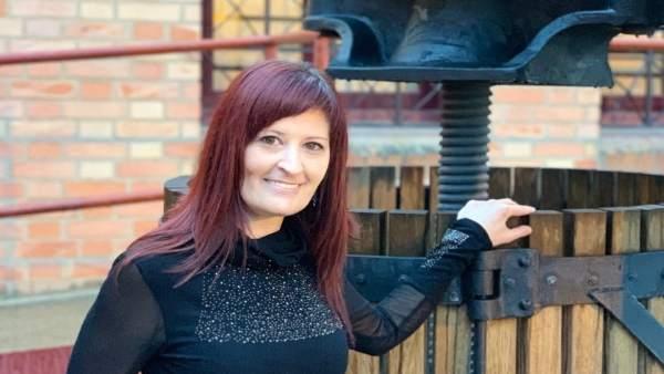 María Isabel Romero, candidata a la Alcaldía de Alfaro por el PR+