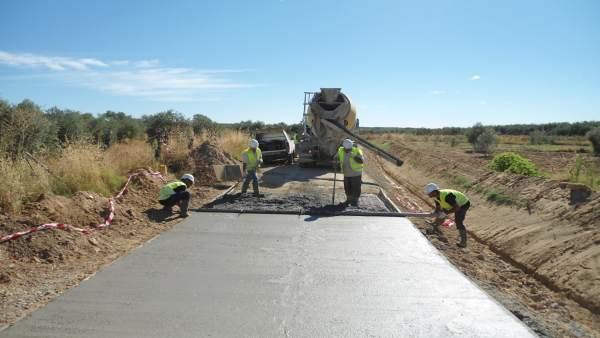 Un total de 27 millones de euros para los caminos rurales de más de 200 municipios andaluces