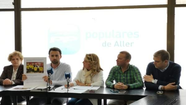 Alcoa.- Mallada (PP) acusa a Sánchez (PSOE) de 'sepultar la industria asturiana'