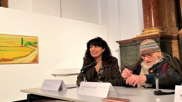 Cuadrado Lomas reclama que se valore y se programen más exposiciones de pintores locales en los museos de CyL