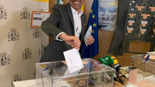 Cádiz.-28A.- Casi 3.000 agentes integran el dispositivo de seguridad en la jornada electoral en la provincia