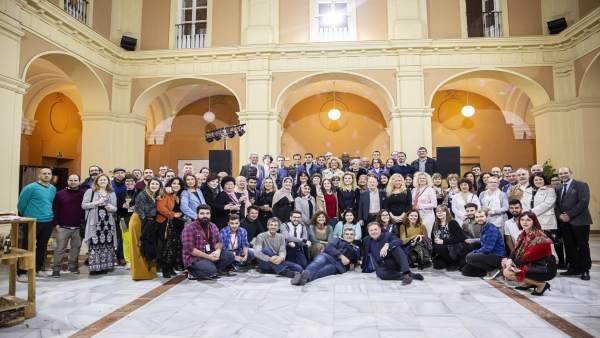 Huelva.- La UHU finaliza su Semana Internacional 2019 en la que han participado más de 30 instituciones de 25 países