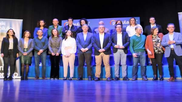 Huelva.- 26M.- El candidato del PP a la Alcaldía de Bollullos trabajará para que el Chare sea 'una realidad'