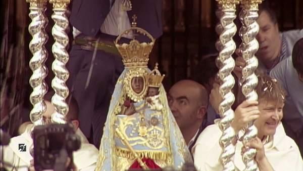 Jaén.- Canal Sur realiza un despliegue especial en el fin de semana para cubrir la Romería de la Virgen de la Cabeza