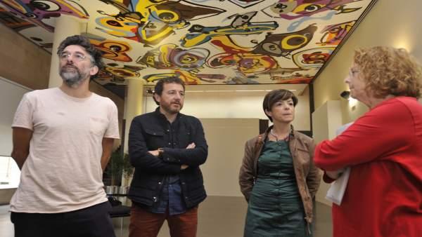 La Diputación de Huesca abre el plazo de solicitud de las ayudas a las artes visuales dotadas con 39.000 euros