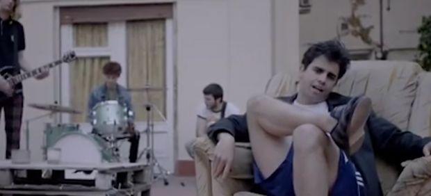 Fotograma de videoclip Carolina Durante