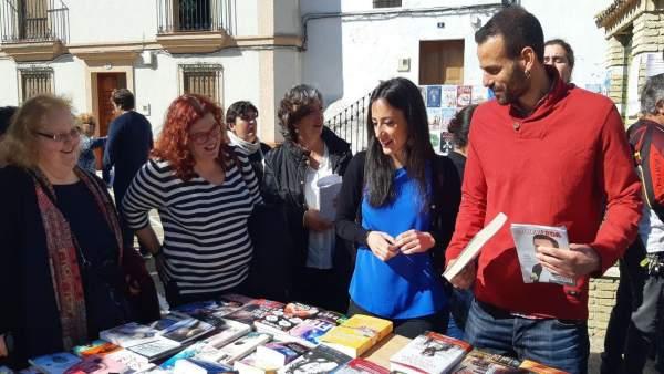 Sevilla.-28A.- Unidas Podemos pide el voto como 'la única fuerza que puede enfrentar y sacar conquistas a los poderosos'
