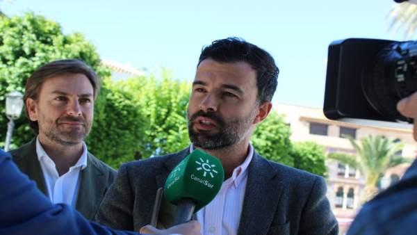 Sevilla.- 28A.- Cambronero (Cs): 'El domingo vamos a lograr el cambio en España liderado por Albert Rivera'