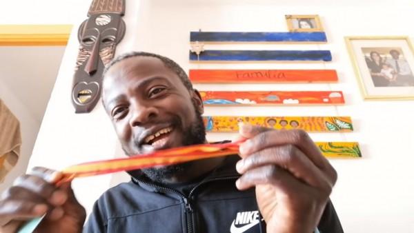 Bertrand Ndongo, el 'negro de Vox'
