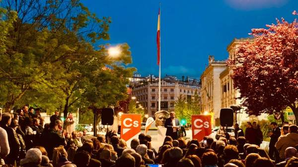 Granada.- 28A.- Ciudadanos dice que la provincia se juega el domingo la creación de 40.000 puestos de trabajo