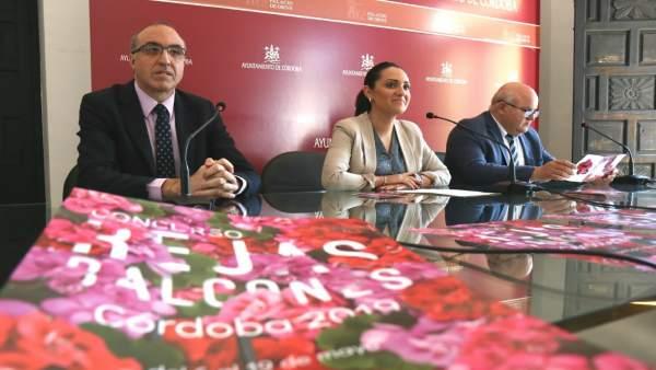 Córdoba.- El Concurso Municipal de Rejas y Balcones comienza el 6 de mayo con 27 participantes