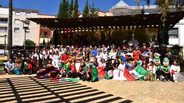 Málaga.- Fuengirola se prepara para celebrar la XXV Feria Internacional de los Pueblos