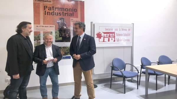El patrimonio industrial de Cantabria, 'de los más importantes' del país, según Martín