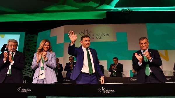 La Asamblea General de Eurocaja Rural aprueba por unanimidad las cuentas de la entidad