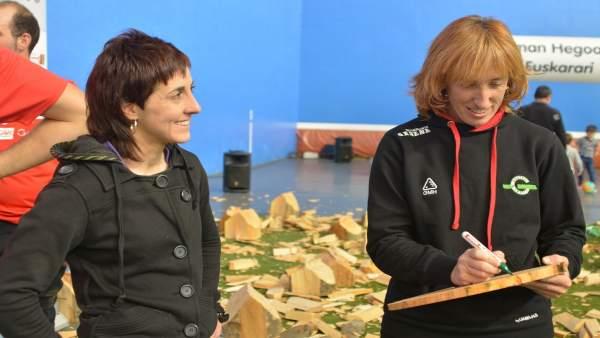 El deporte femenino estará presente en la final de '5Kirol' el 1 de mayo en Bilbao