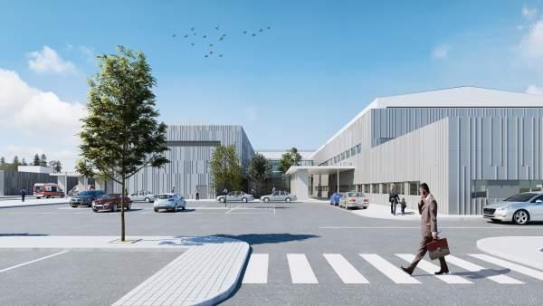 Aragón-La consejera de Sanidad recurrirá el decreto del Ayuntamiento de Teruel que paraliza las obras del nuevo hospital