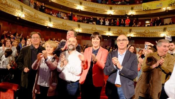 AV.- 28A.-Pontón (BNG) pide el voto para recuperar 'la voz' de Galicia en Madrid y 'parar esa derecha antigallega'