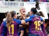 El Barcelona, a la final de la Champions femenina
