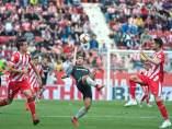 El Girona gana al Sevilla
