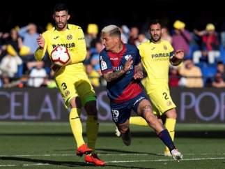 Villarreal vs. Huesca.