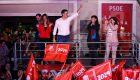 """""""Con Rivera no"""": el grito de los votantes del PSOE"""