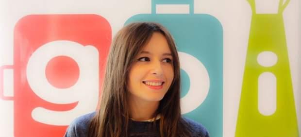 Granada.- Yaiza Canosa y Javier Sánchez en el debate 'B2B como forma de emprendimiento' de Alhambra Venture 2019