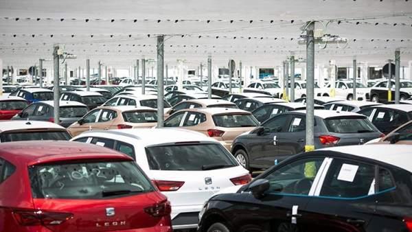 Crecen las matriculaciones de coches en España... después de siete meses en caída libre.