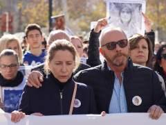 Manifestación para exigir la repetición del juicio por el caso Marta del Castillo