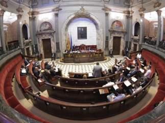 Pleno del Ayuntamiento de València