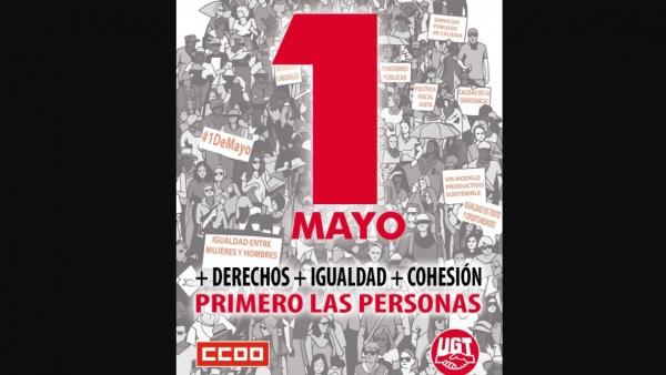 Cartel del 1 de mayo