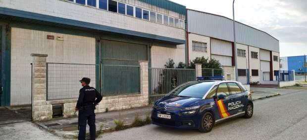 Cádiz.-Sucesos.- Detenidos en Puerto Real los tres presuntos autores del intento de robo en una nave industrial