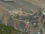 Atropello en Venezuela