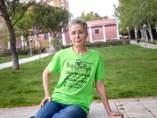 Mari Mar Jiménez, camarera de piso miembro de Las Kellys