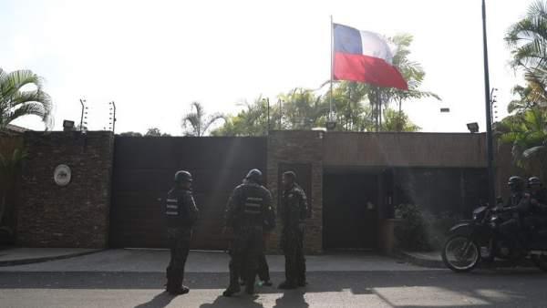 Embajada de Chile en Caracas