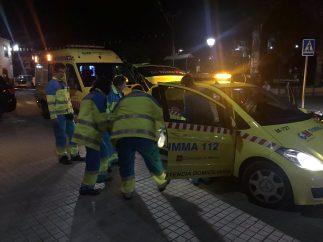 EL SUMMA, en el operativo desplegado en Cobeña